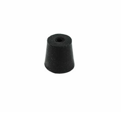 Bass rubber endpin tip