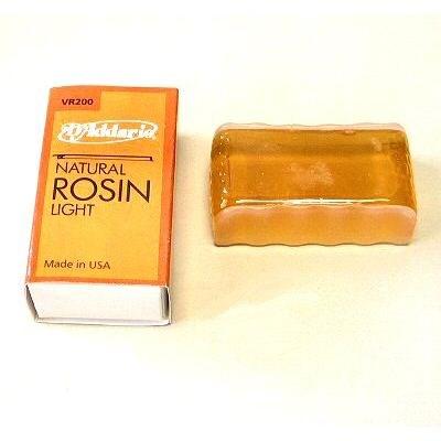 D'Addario Rosin, light
