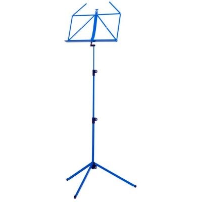 K&M Music stand - rainbow series - blue