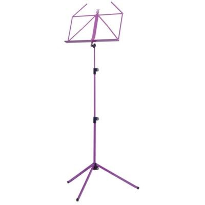 K&M Music stand - rainbow series - lilac