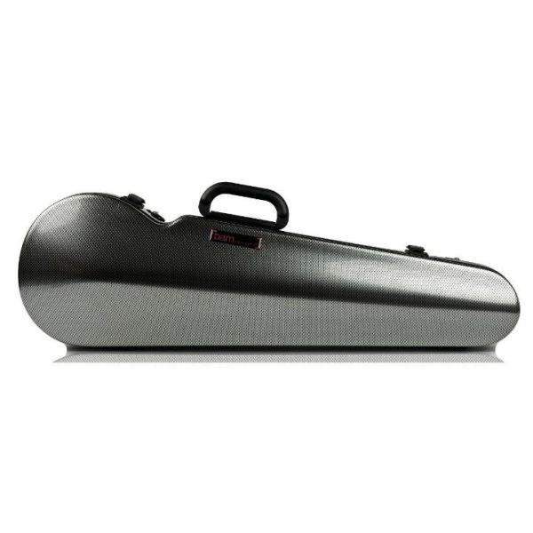 Bam Contour HighTech violin case, carbon model