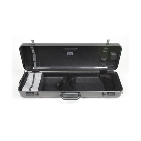 BAM HighTech oblong violin case, carbon, no pocket