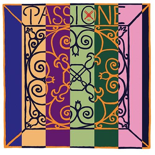 Passione Violin Set, SOLO, mittel