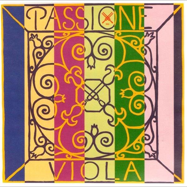 Passione Viola Set with Alum A, Medium