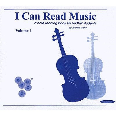I Can Read Music: Violin, Volume 1