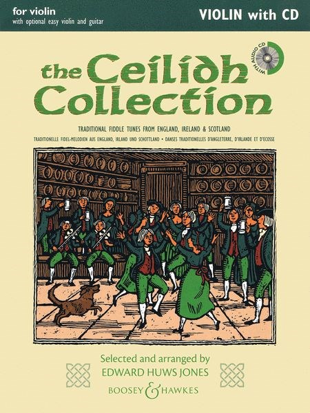 The Ceilidh Collection for Violin Solo w/CD