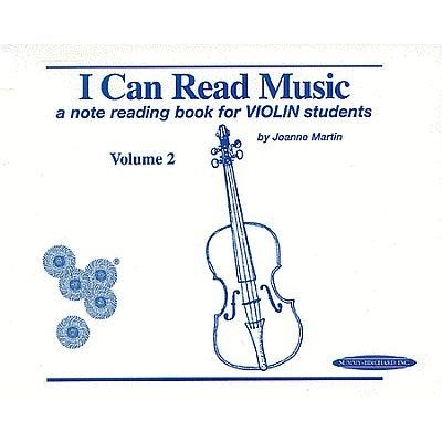 I Can Read Music: Violin, Volume 2