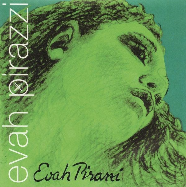 Evah Pirazzi Violin Set, Heavy Gauge