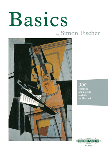 Simon Fischer Basics for Violin