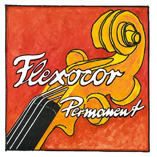 Flexocor-Permanent Violin Set, Medium