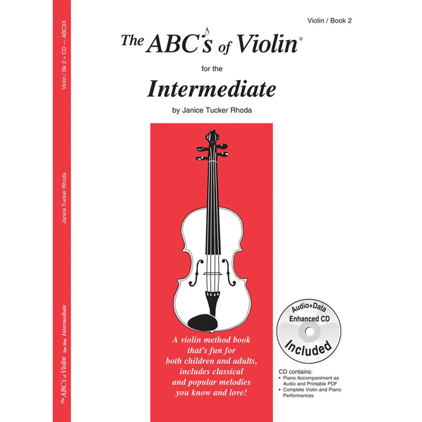 The ABCs of Violin, Book 2