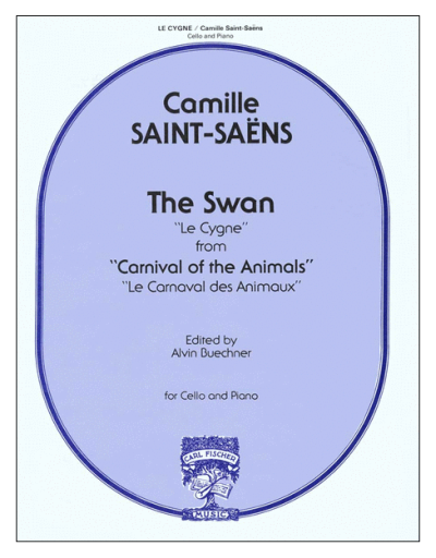 Saint-Saens: The Swan for Cello