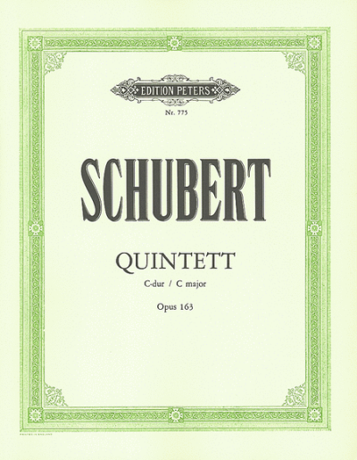 Schubert: String Quintet in C Major