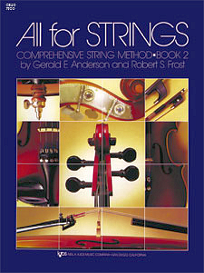 All For Strings, Cello Book 2