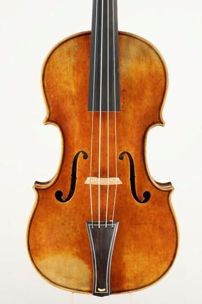 Jay Haide Baroque violin