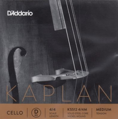 Kaplan Solutions Cello D