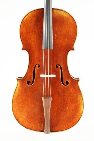 Jay Haide Baroque Cello