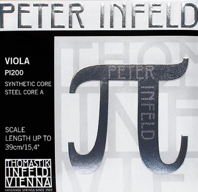 Peter Infeld Viola Set