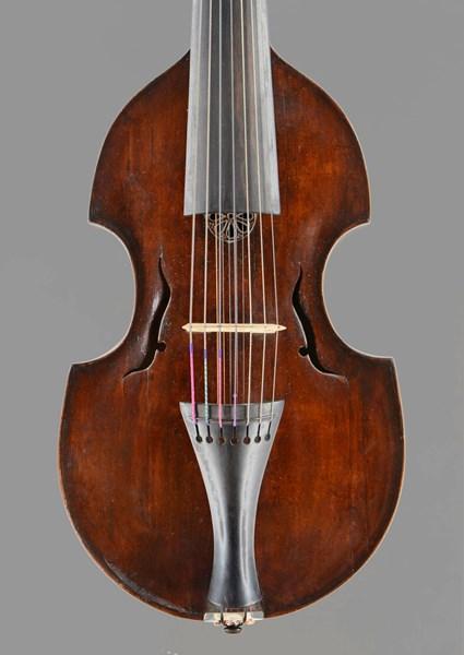 Unlabeled Viola d'Amore