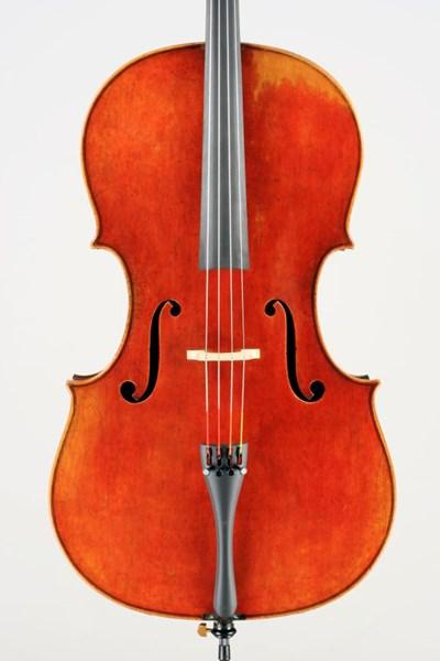 Jay Haide Cello a l'ancienne