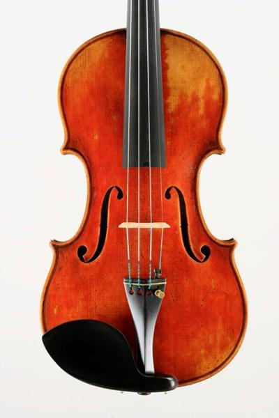 Jay Haide violin à l'ancienne