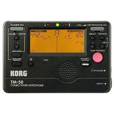 Korg Tuner and Metronome