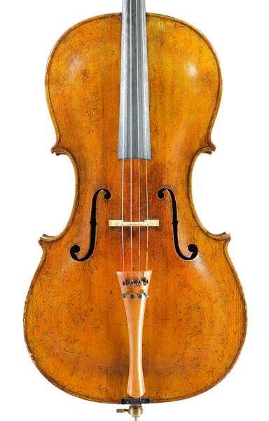 Old German cello