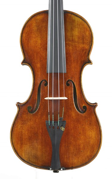 Jay Haide Statue Model Violin
