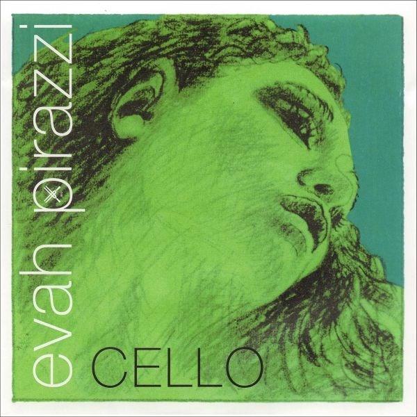 Evah Pirazzi Soloist Cello Set