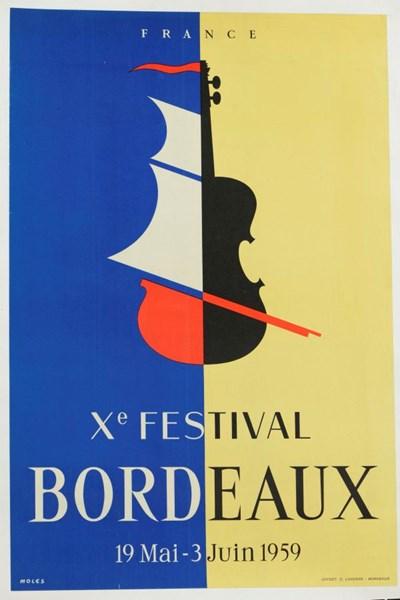Berdeaux Festival Poster