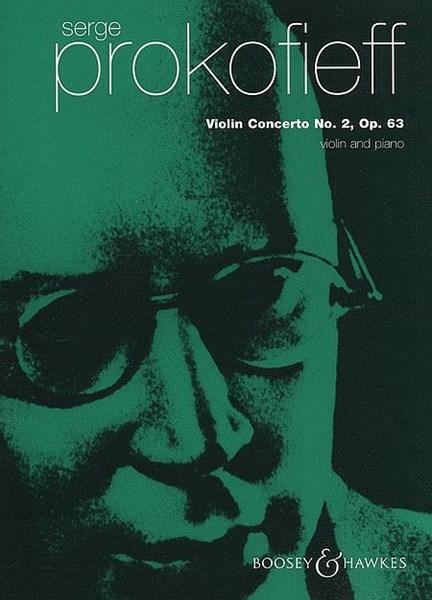 Prokofiev Violin Concerto No. 2