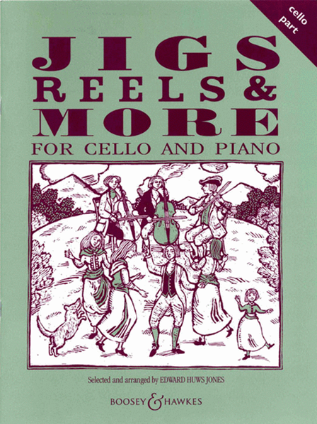 Jigs, Reels & More for Cello