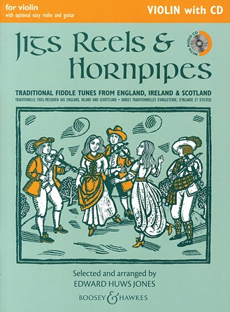 Jigs, Reels & Hornpipes for Violin