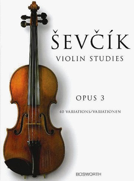 Sevcik: 40 Variations, Op.3