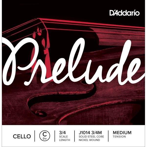 Prelude 3/4 Cello C