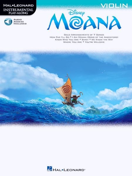 Moana for Violin