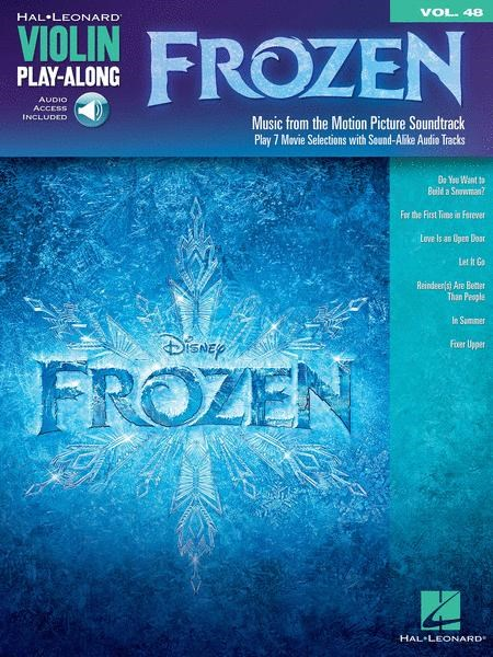 Frozen for Violin and Piano