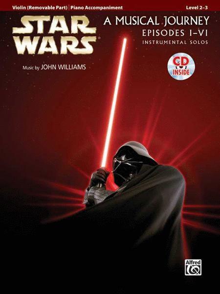 Star Wars I-VI Instrumental Solos for Violin