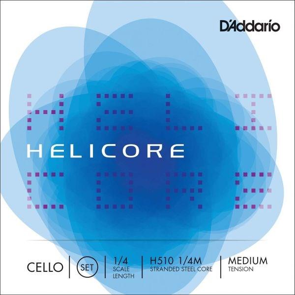 Helicore 1/4 size Cello Set