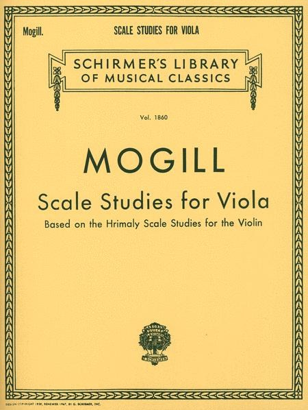Mogill Scale Studies for Viola