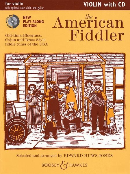 American Fiddler Complete (includes piano part and CD)