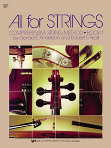 All For Strings, Cello Book 1