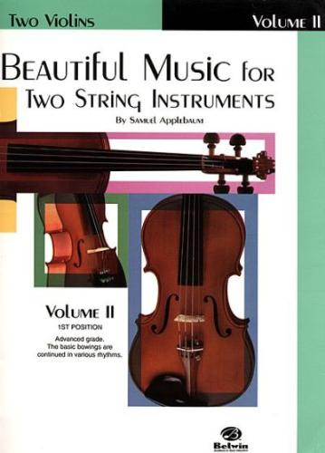 Beautiful Music for Two String Instruments: Violin Book 2