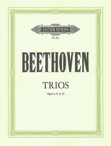 Beethoven String Trios (Complete)