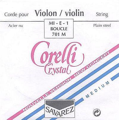 Crystal 4/4 Violin E