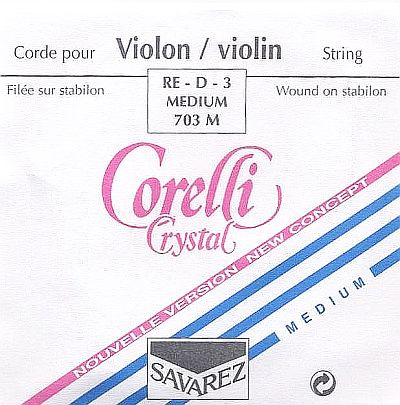 Crystal 4/4 Violin D
