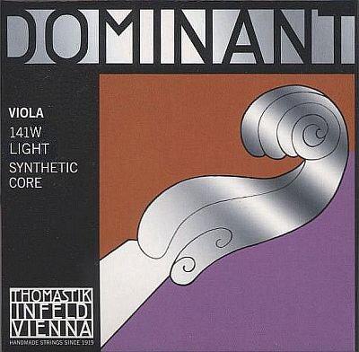 Dominant Viola Set, w/alum D, Weich