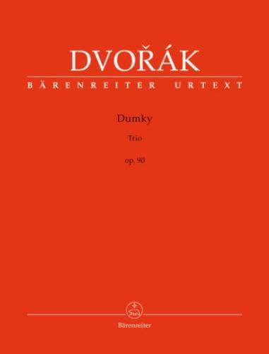 "Dvorak: Trio op. 60, ""Dumky"""