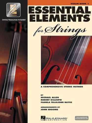 Essential Elements for Strings, Violin Book 1