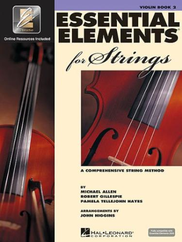 Essential Elements 2000 for Strings, Violin Book 2